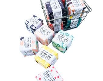 Soap Bar/Handmade soap/Handcraft soap/Cold process soap/All Natural Soap/Vegan/Organic/Gift/Gift for Woman/5.5 oz