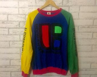 Vintage Bradshawn Hawai nice disign..sweatshirt..size large