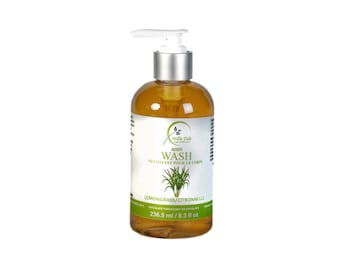 Lemongrass Liquid Body Soap