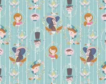 Riley Blake Designs Neverland Darling Wall Mint