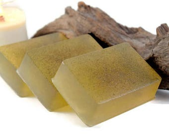 Organic Atlantic Kelp Seaweed Soap, Moisturizing Beach Soap