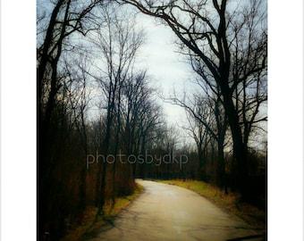 8 x 10 Kentucky Country Road photo print