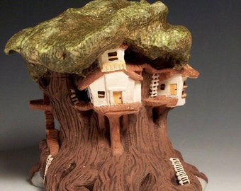 TreeHouse Sculpture