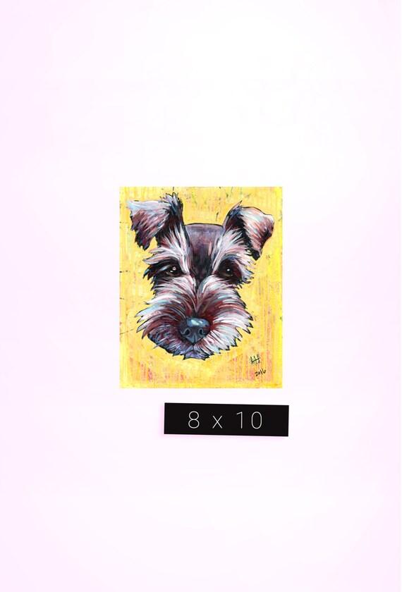 Pet Portrait / 8 x 10