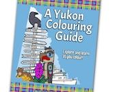 Yukon Colouring Guide | Y...