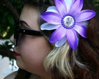 Marilyn Monroe Flower Hair Clip