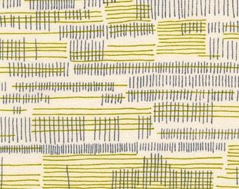 Carkai Stitches in Bone, Carolyn Friedlander, Robert Kaufman Fabrics, 100% Cotton Fabric, AFR-15796-284 BONE