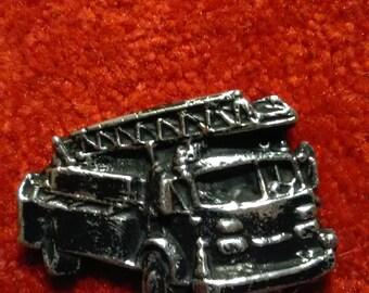 Fire Truck Fridge Magnet
