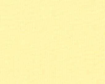 Baby Yellow - Bella Solid by Moda, 1/2 yard, 9900 31