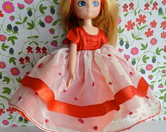 1950s VALENTINE'S DAY PARTY Dress - very vintage from the 1950s and perfect for Lottie
