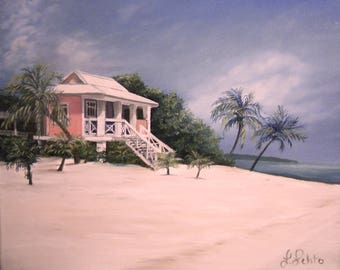 Vacation Paintings - Custom Paintings from Photos