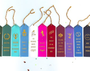 The Award Ceremony Party Pack - Set of 11 Adult Award Ribbons