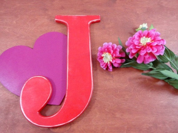 Personalized Wooden Letters For Nursery Wall Letters Decor