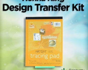 Design Book Transfer Kit