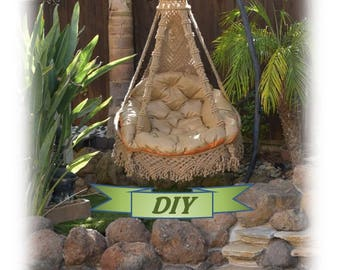 the ball chair hanging disco minus images best swing pinterest on macrame hammock chairs