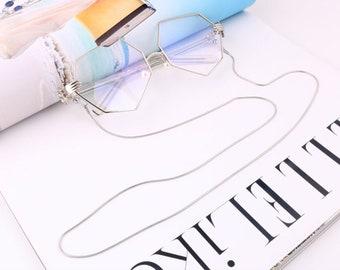 elegant glasses chain