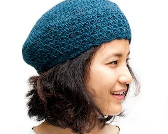 Suberna Crochet Beret