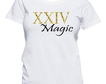 24 Karat Magic Shirt, 24k T-Shirt, 24K Shirt, 24 Karat Shirt, 24k Magic, Unique Graphic Tee,