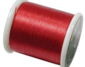 KO Thread Rich Red #KO272 55 yards per spool