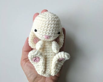 Bunny & Claws crochet pattern