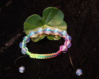Friendship Bracelet Rainbow