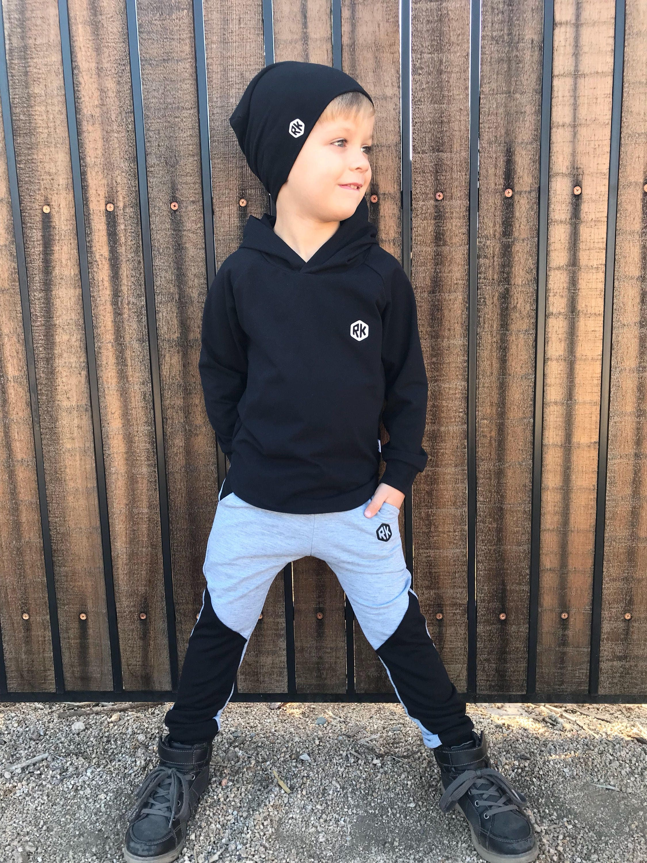 Trendy boy clothes Hipster baby boy clothes Toddler harem