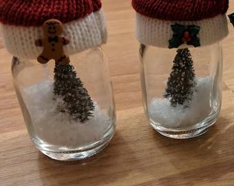 Mini tree globes