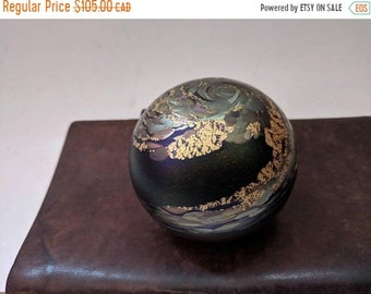 ON SALE Vintage Robert Held Paperweight