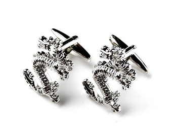 Dragon Cufflinks