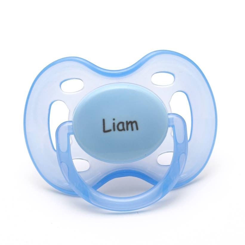 Personalized pacifiers pacidoodle pacifier baby boy zoom negle Choice Image