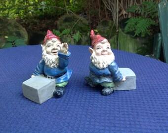 Vintage Elves Gnomes