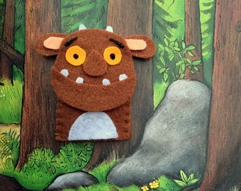 The Gruffalo's Child Finger Puppet
