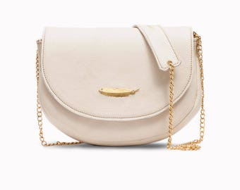 PLUMILLA Leather handbag for women, crossbody leather bag, shoulder bag, evening bag, handmade leather bag.