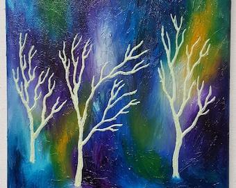 Glow In The Dark Trees