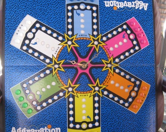 Aggravation Board Game Clock