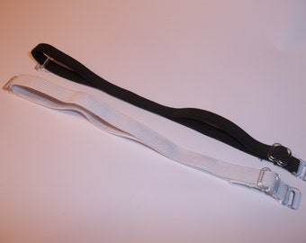 Adjustable and Removable Straps for Sleep Mask