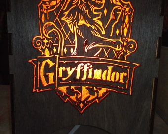Harry Potter Hogwarts Light Box