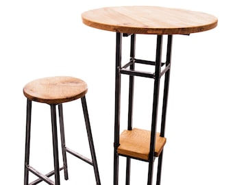 Poseur Bar Table