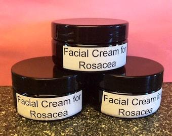 Facial Cream for Rosacea