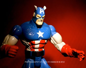 Captain Angry - Photograph - Various Sizes