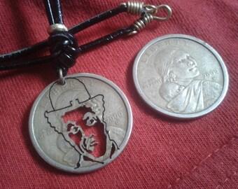 cut coins charles chaplin