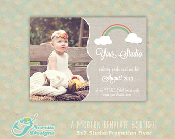 Photoshop Photo Flyer Template - S0060