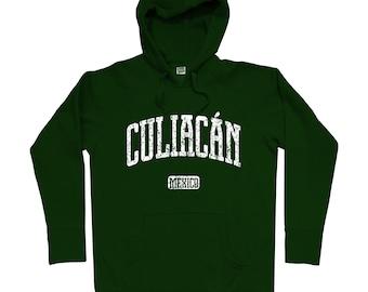 Culiacan Mexico Hoodie - Men S M L XL 2x 3x - Culiacan Hoody, Sweatshirt, Mexican, Sinaloa - 4 Colors