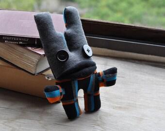 Sock creature / Sock monster / Sock monkey