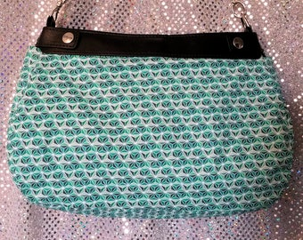 Green Design Suite Skirt COVER ONLY for the 31 Suite Skirt Purse Handmade PS 050