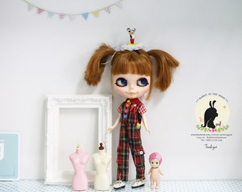 Pink color. Doll clothes for Neo Blythe,Licca,Pullip,Jerryberry,Del