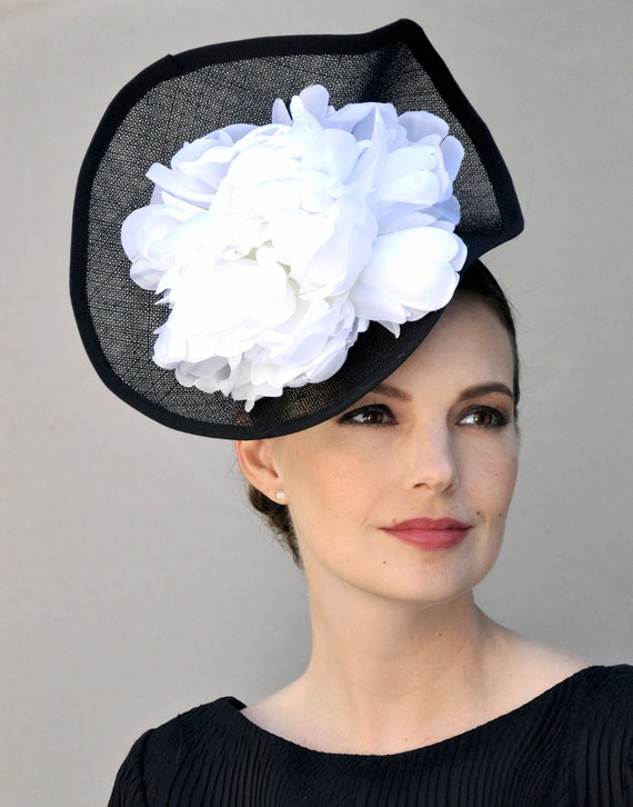 Kentucky Derby Hat, Derby Fascinator, Wedding Hat, Wedding Fascinator, Ascot Hat, Formal Hat, Occasion Hat