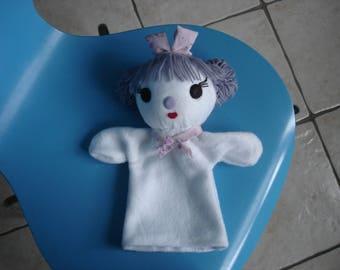 Sweetheart COLARGOL made hand puppet
