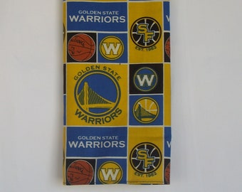 Golden State Warriors Multi print Bandana #2303-NBA