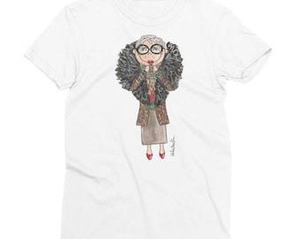 Little Iris Apfel T-Shirt